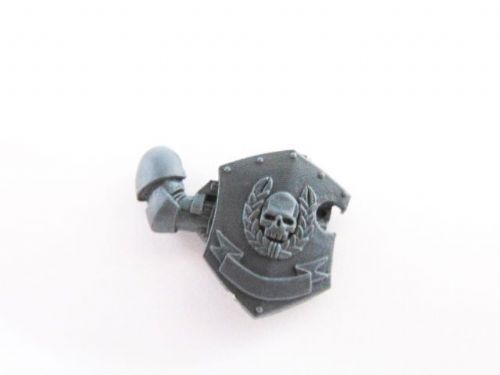 space marine command power shield